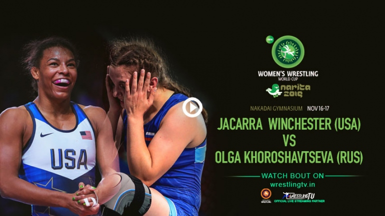 Women's World Cup 2019 – Jacarra Winchester's star act for USA against Russia