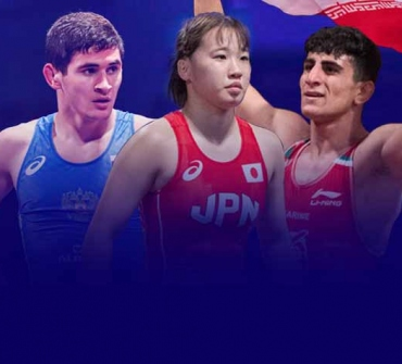 U23 World Wrestling : Japan is champion in women, Russia wins men freestyle, Iran is king of the world in the Greco-Roman category