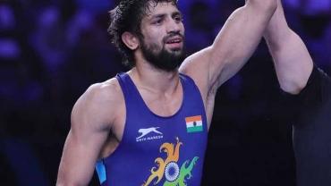 Ravi Dahiya sets 'Gold Target' for himself in Tokyo 2020 Olympics