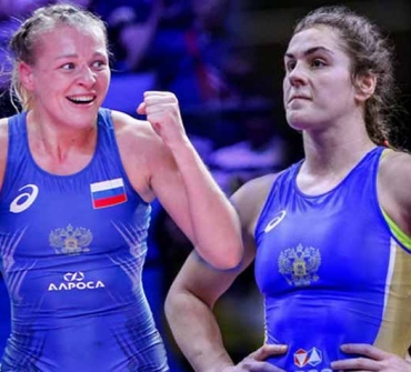 Women Wrestling World Cup : Russia pulls out world champions Vorobieva, Trazhukova from their squad