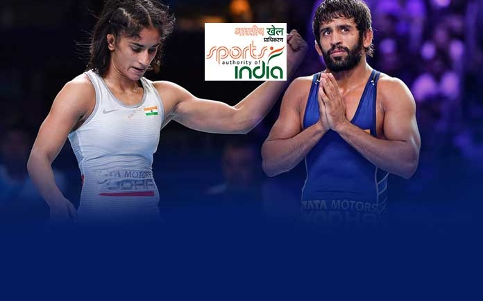 Mission Olympics : SAI clears training proposals for Vinesh Phogat & Bajrang Punia