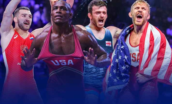 These 2019 world champions ready to switch weight category for Tokyo 2020 Olympics