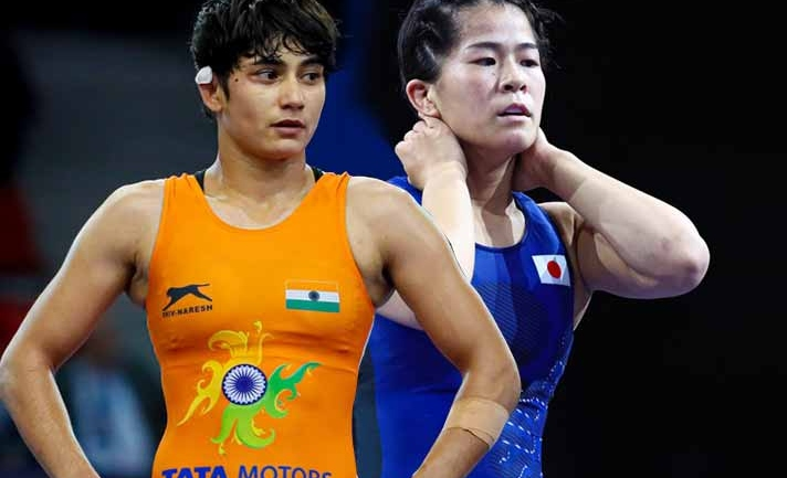 U23 World Championship: Pooja vs Okuno 'Battle for Gold' LIVE on WrestlingTV @10.30PM