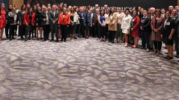UWW President Kick Off Women's Forum in Istanbul