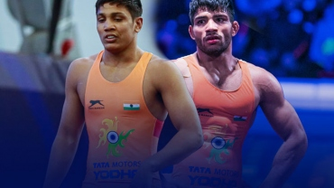 Rahul Aware & Sushil Kumar has now competition as Gaurav Baliyan & Ravinder wins national wrestling gold
