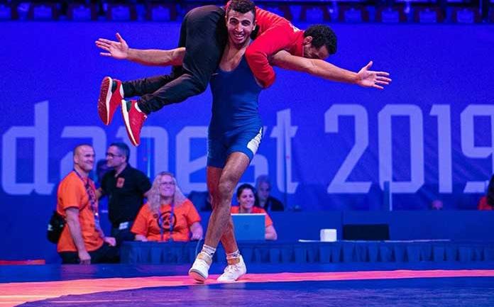 U23 World Wrestling: Elsayed wins 67kg title, Iran is the Greco Roman world champ