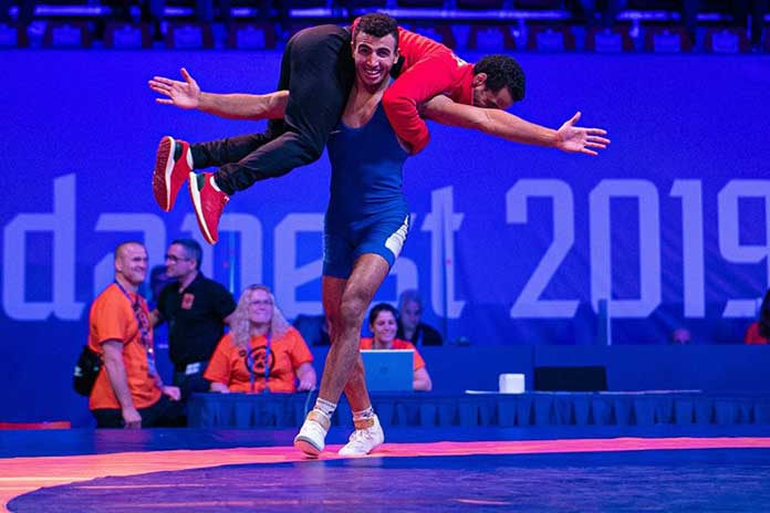 U23 World Wrestling: Elsayed wins 67kg title, Iran is the Greco Roman world champ