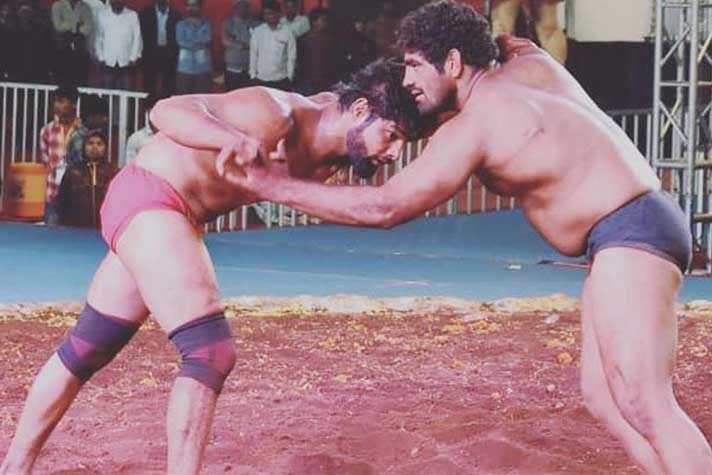 Agra to host Tata Motors 2nd Traditional Mud wrestling national championships