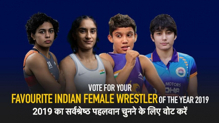Vote for your favorite Indian female wrestler