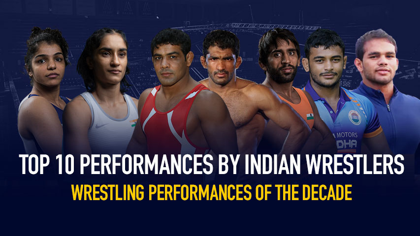 Watch Top 10 Wrestling Performances of the DECADE for Indian Wrestling