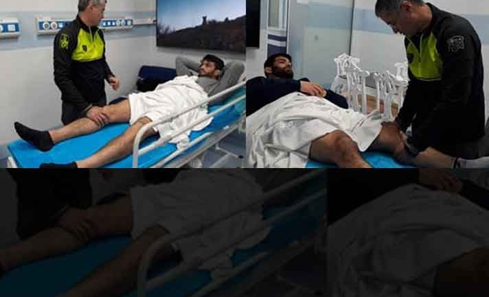 Huge setback for Iran Wrestling, World and Olympic champion Hassan Yazdani to undergo knee surgery