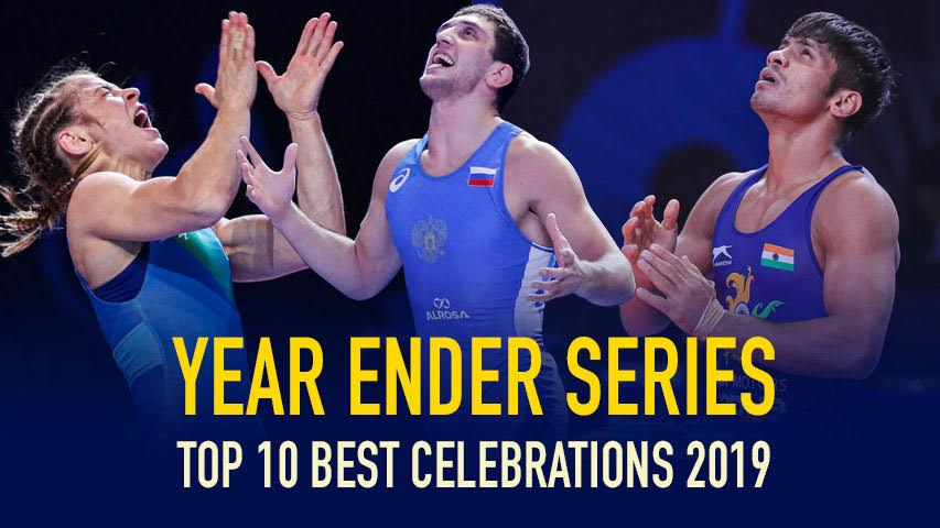 Year Ender Series 2019 - Top 10 Best Celebrations