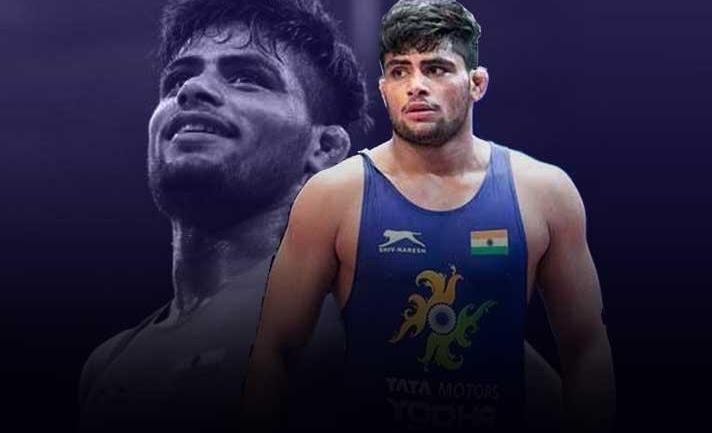 Sajan wins bronze at Rome Ranking Series 2020
