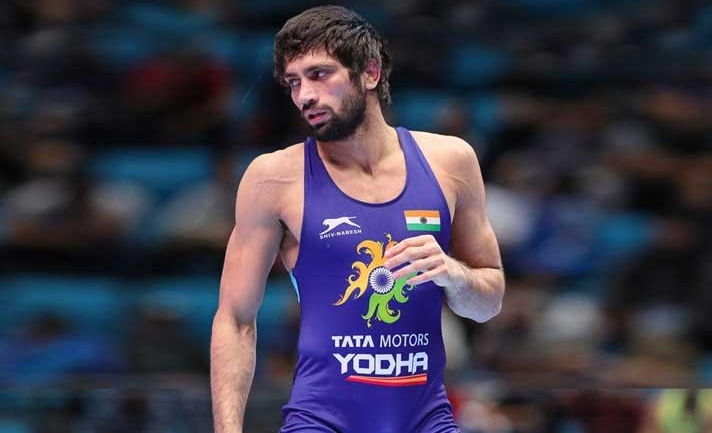 Rome Ranking Series : Ravi Dhaiya reigns supreme in 61kg, wins another gold for India