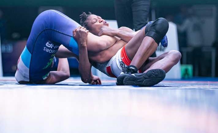 Rome Ranking Series: Teenager Anshu loses the gold medal bout to Odunayo, watch highlights