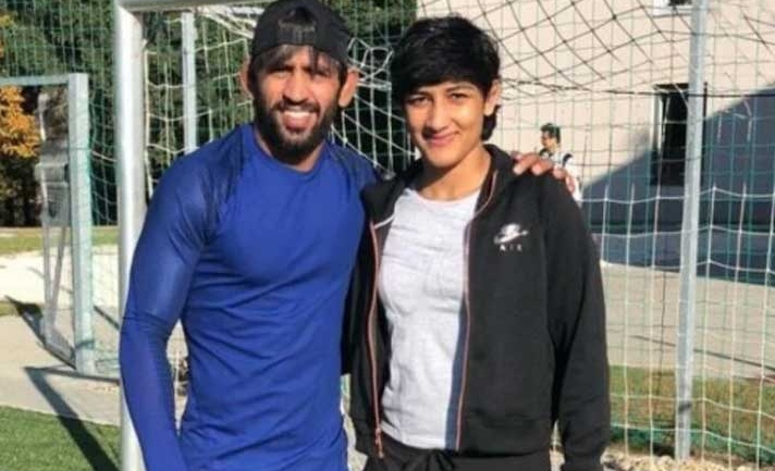 Sangeeta Phogat congratulates beau Bajrang Punia on victory in Rome, expects 'victory in Asian & Olympic Wrestling'