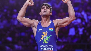 Aware pips Ravinder for Asian Wrestling Championships berth