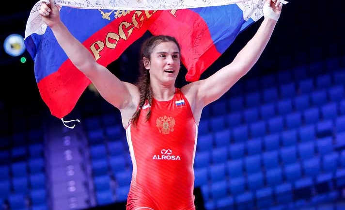 Russian male wrestlers to skip Rome Ranking series, Vorobyova to lead star studded women squad