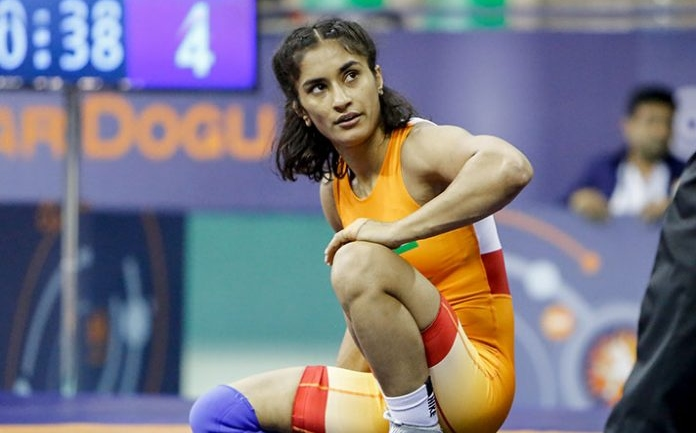 World medallist Vinesh Phogat declares 2020 will be very special year