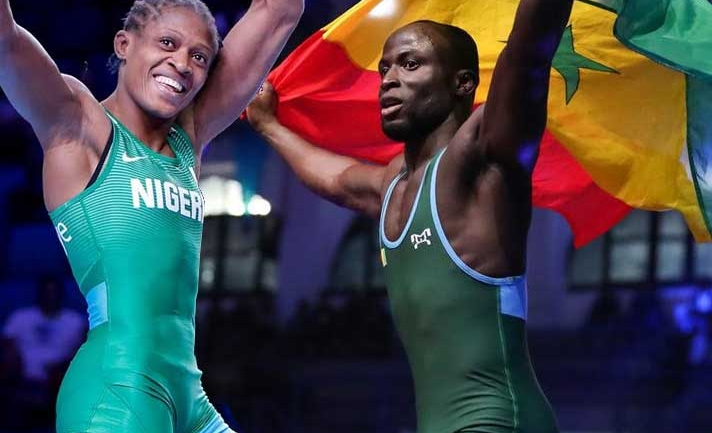 African Wrestling Championship starts on 4th Feb, Nigeria squad to be led by world no 2 Odunayo