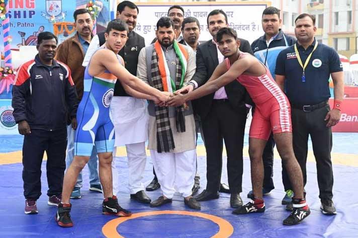 TATA Motors Cadet National Wrestling 2020 : Delhi wins 4 gold in Greco-Roman category, Haryana still wins the team championship