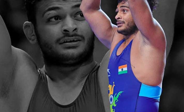"Deepak Punia to WrestlingTV, ""I want to win Gold at Asian Wrestling Championships, wrestlers from Iran, Kazakhstan biggest challenge"""