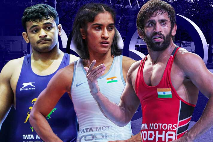 Global Sports Data Company Gracenote Sports predicts 3 Wrestling medals for India at Tokyo 2020 Olympics
