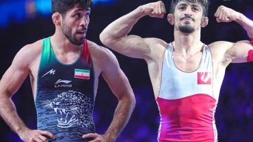 UWW Rome Ranking Series : Iran & Turkey announces their star studded team for #wrestleRome