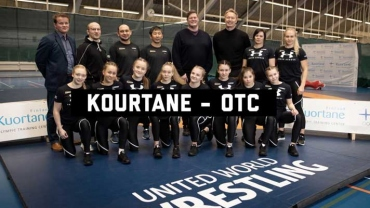 Kuortane Olympic Training Centre Adds New Wrestling Hall, Finnish Junior Women's Team Established