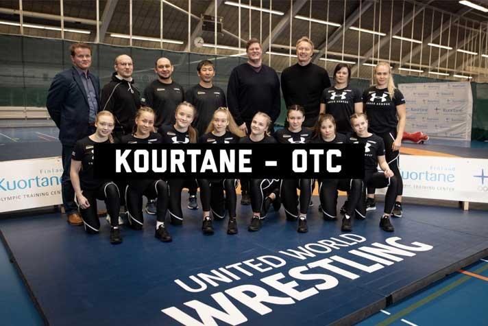 Kuortane Olympic Training Centre Adds New Wrestling Hall, Finnish Junior Women's Team Established