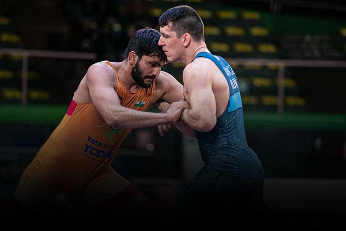 Rome Ranking Series Day 1 : Sunil wins Silver in 87kg, Ashu, Sachin fails in bronze bouts