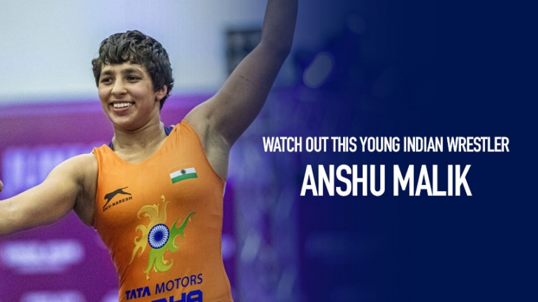 Watch out this Young Indian Wrestler – Anshu Malik