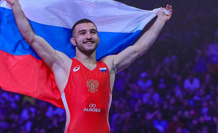 Grand Prix of Ivan Yarygin-2020: World Champion David Baev decides to compete in non-olympic weight of 70kg