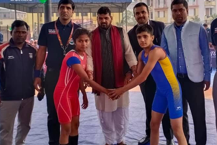 Tata Motors Cadet Nationals: World champ Komal easily wins gold, Haryana wins the team championship
