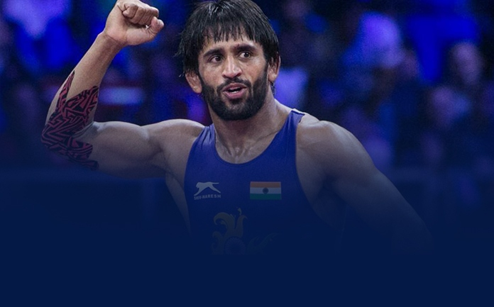 Rome Ranking Series : Rusty looking Bajrang Punia enters Semi-Finals, Ravi Dhaiya to fight for gold. Watch it Live on WrestlingTV.in
