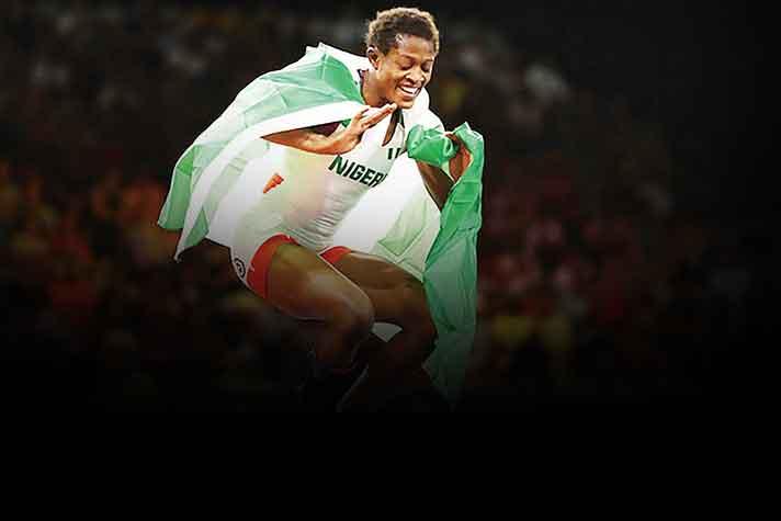 UWW Rome Ranking Series 2020: Dancing wrestler Oduanyo to lead Nigerian squad in Rome