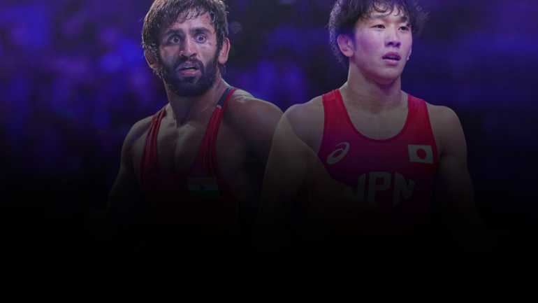 Asian Wrestling Championships: Indian Men shine as Bajrang Punia and 4 other makes it to the finals on Day 5