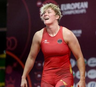 Maria Selmaier eyes maiden European Wrestling Championships gold against reigning world champion