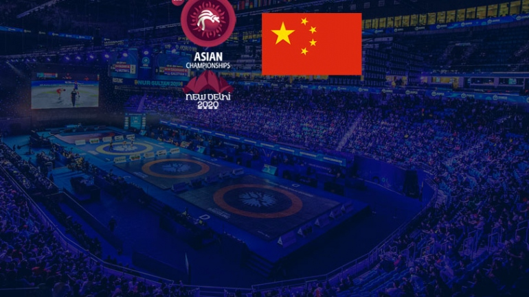 Will China participate in Asian Wrestling Championships? Answer by Monday!