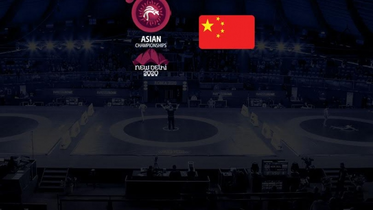 Asian Wrestling Championships: No visas to China; Pak arriving today