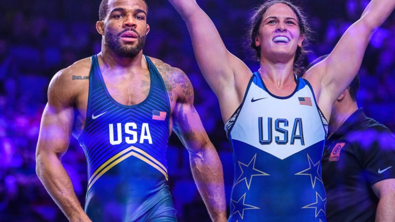 World champions Burroughs, Gray, Mensah-Stock and Snyder to lead USA into Pan American Championships, March 6-9