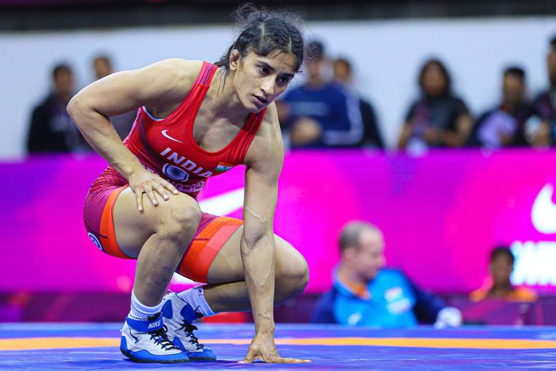 6 Indian Women Wrestlers In Top 10 Of Uww Rankings Wrestling Kushti News India
