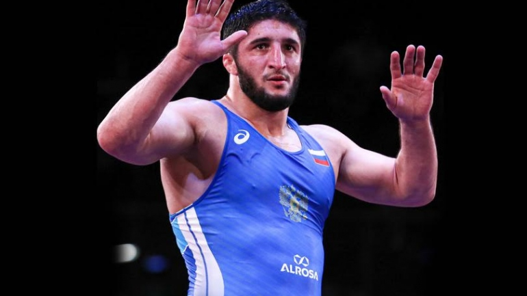 Sadulaev's career mission goes far beyond Tokyo 2020 gold