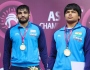 "Indian wrestlers ""extremely disappointed"" with the postponement of the Asian Olympic Qualifiers"