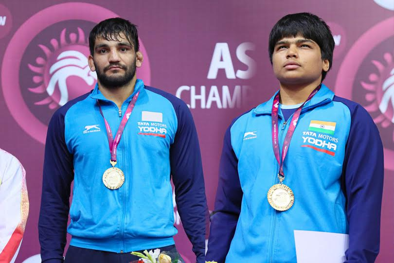 """Indian wrestlers """"extremely disappointed"""" with the postponement of the Asian Olympic Qualifiers"""