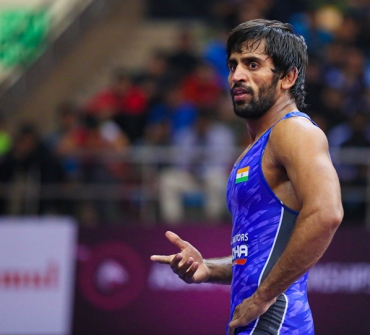 Asian Wrestling Day 5: Bajrang disappoints, loses 2-10 to Otoguro