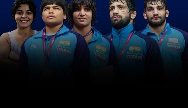 20 medals for India in Asian Wrestling Championships; beats 2019 record of 16