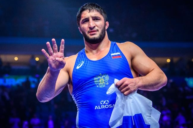 """Russian Tank""  Sadulaev eyes 5th European Championships gold"