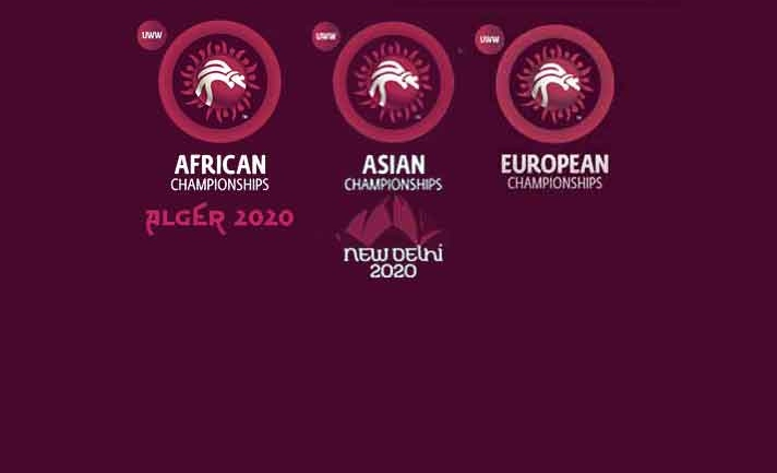February to Feature Trio of Continental Championships, African, European & Asian Championships all lined up in same month