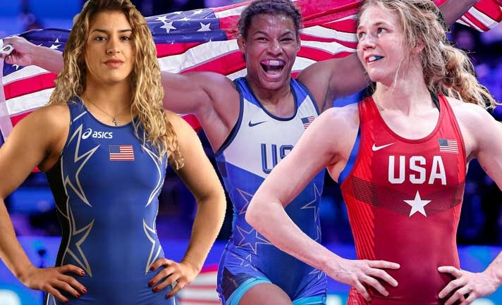 USA Wrestling Trials : Hilderbrandt, Winchester, Maroulis to fight for Pan American Qualifier Spots in best of 3 bouts format